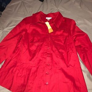 1x Coldwater Creek blouse